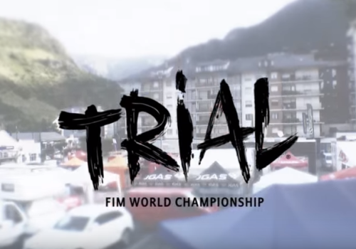 2015 Trial World Championship jammed into 4 minutes!