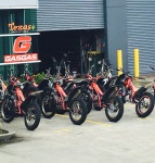 Great range of second hand trial bikes.
