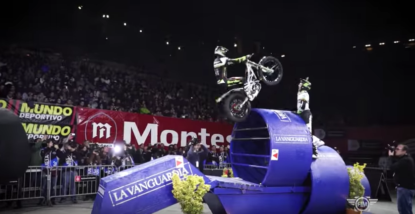 And the LONG Version (52 minutes)….Barcelona X-Trial