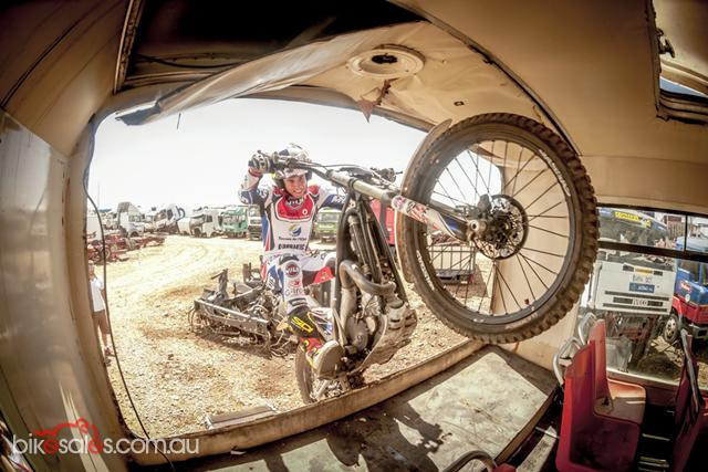 7 good reasons why every motorcyclist should own a trials bike